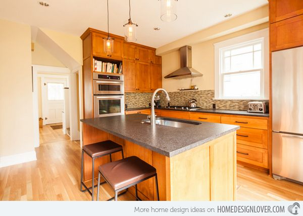 Best 25 functional kitchen ideas on pinterest utensil - Functional kitchen island designs ...