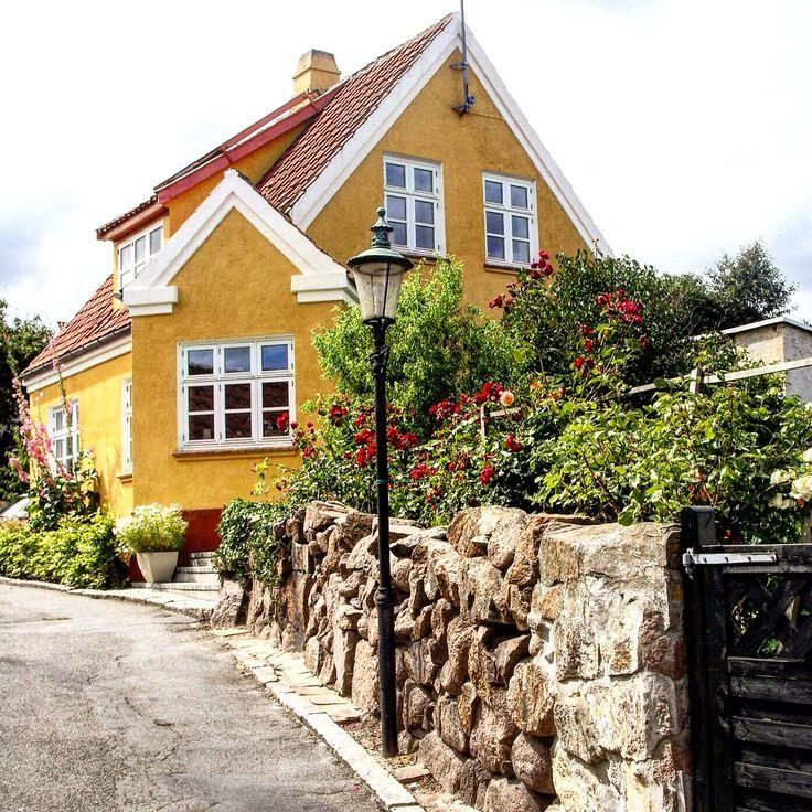 Allinge, Bornholm #haus #garten #allinge #bornholm #denmark #danmark #dänemark