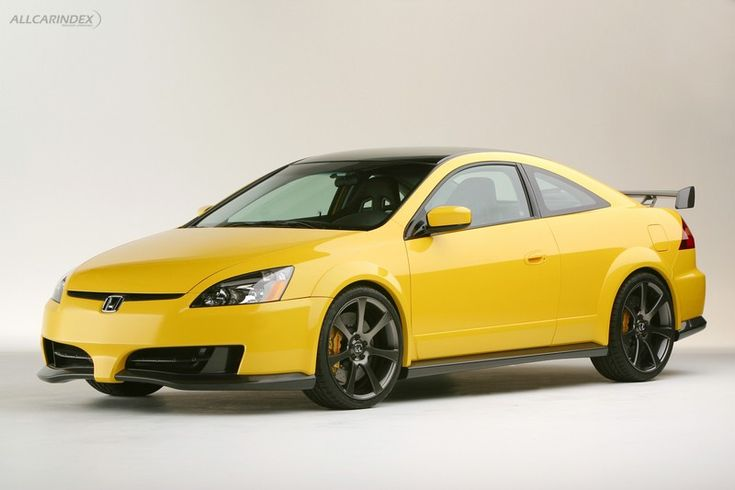 Honda Accord Coupe concpet