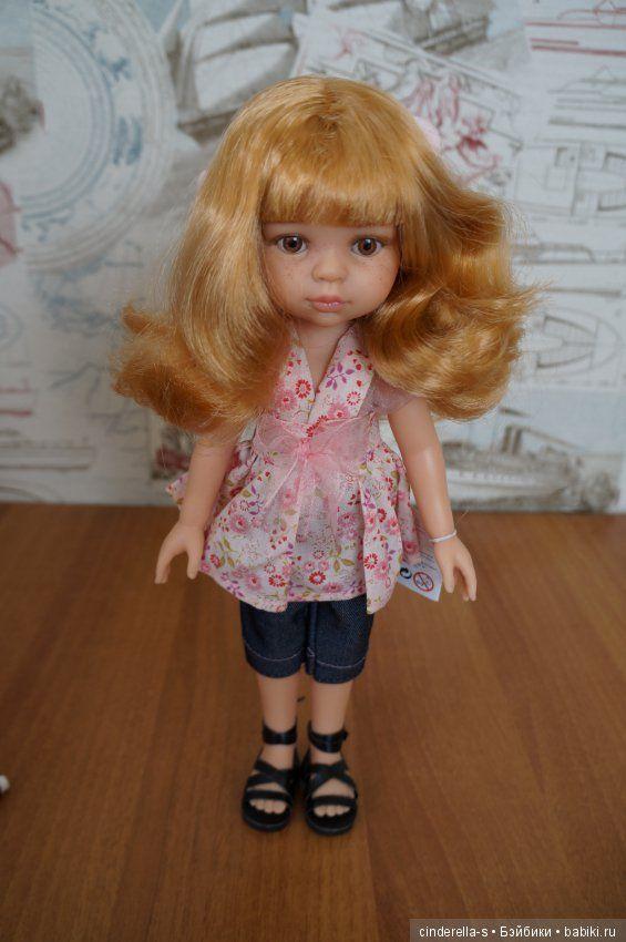 Приветствую Вас в шопике. Новая златовласка Даша от Паола Рейна. Волосы очень красивого оттенка, густые. Глаза медовые с пушистыми ресничками. / 2 600р