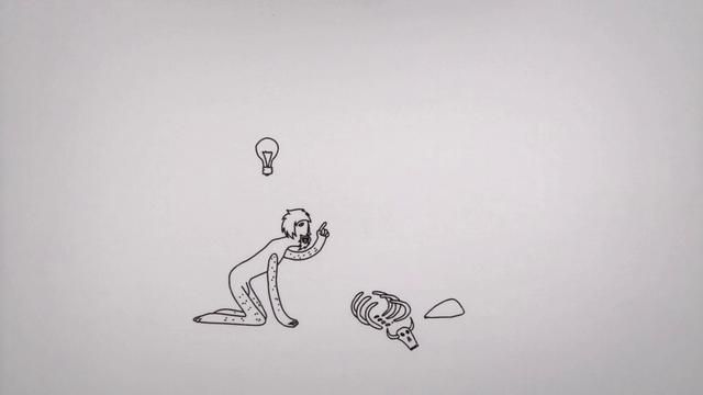 """""""Evolution"""" is a charming stop-motion film by Boolab that depicts the evolution of man."""