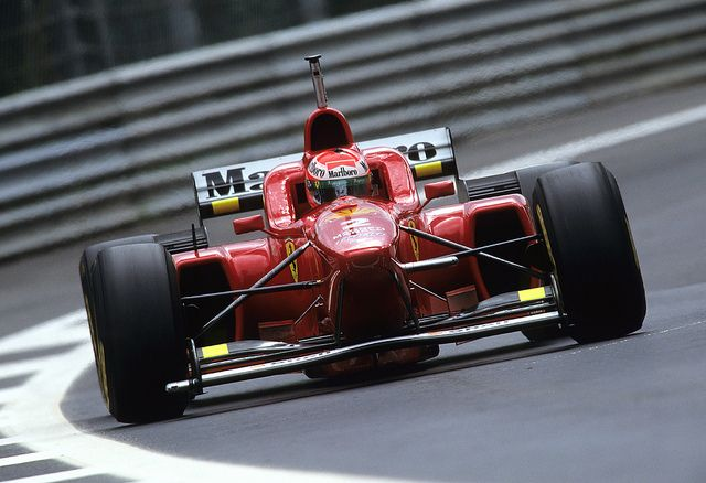 #F1 #Ferrari F310 #Irvine 1996