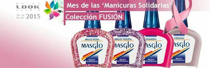 Colección Fusión - Brillo Rosa - Brillo Violeta - Rumbera - Virginal