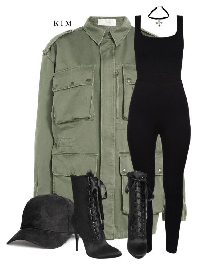 """""""Untitled #3144"""" by kimberlythestylist ❤ liked on Polyvore featuring Faith Connexion, Giuseppe Zanotti and Child Of Wild"""