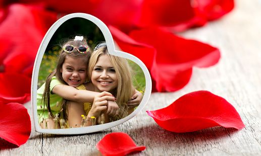 Mother's Day is one of the most important holidays and we associate it with love. It is celebrated worldwide but during different months mostly in March or May. If you want to give magical look to all your pictures and make them more beautiful, you will simple adore this latest photo editor. Use your imagination, download free Mother Day photo Frames app here https://play.google.com/store/apps/details?id=com.coolpictures.motherdayphotoframes  and start amazing photo editing adventure.
