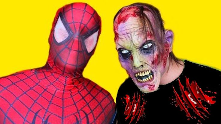 Spiderman vs Zombie Prank - Superheroes Movies In Real Life - Epic Battle