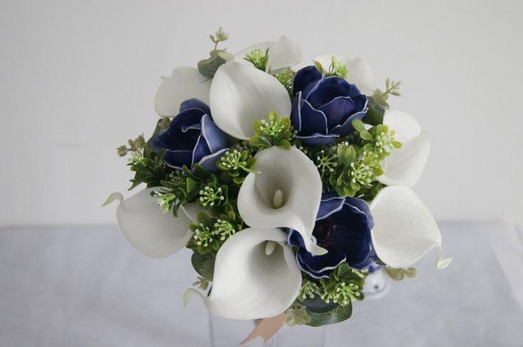 life like decorative wedding bouquet aritificial flower, View wedding flower, Angel's Garden Product Details from Panan County Angels Garden Art.& Craft Factory on Alibaba.com