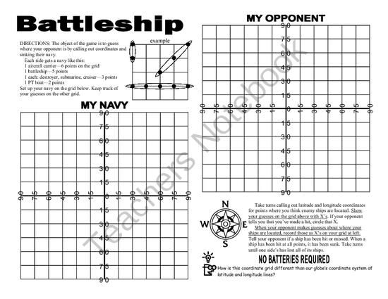 Charming Sample Battleship Game Gallery  Resume Ideas  BayaarInfo