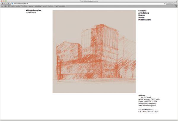 B/M for Vittorio Longheu ⁄ Website