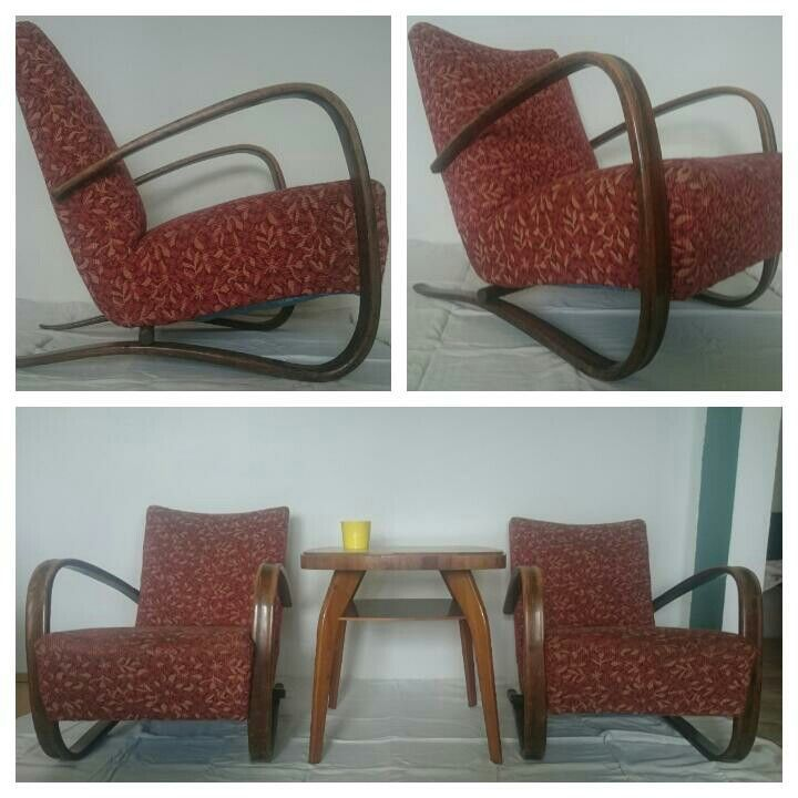Halabala H-269 in nice original condition can be yours in really good price, check my FB page;)