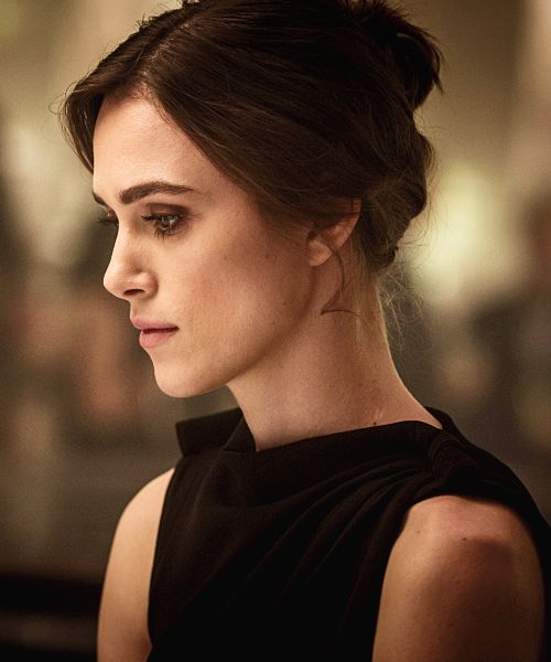 Keira Knightley as Cathy Muller in Jack Ryan: Shadow Recruit