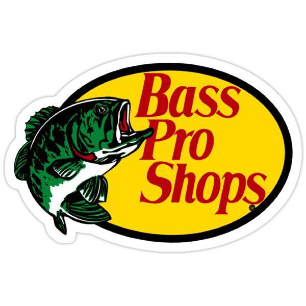Bass Pro Shops Sticker In 2020 Bass Pro Shop Shop Logo Bass Pro Shops