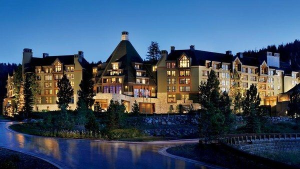 The Ritz-Carlton Lake Tahoe in Truckee, United States at Hotels of the Rich and Famous