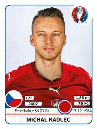 Michal Kadlec - Euro 2016