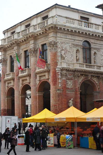 Vicenza ~ Italy Lived here three years. Love it there would love to go back