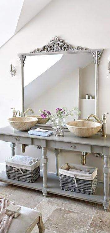 Do It Yourself Home Design: 17+ Best Ideas About Mirrored Vanity On Pinterest