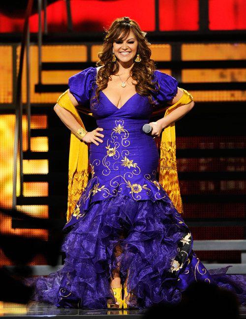 Jenni Rivera (2010)/ Latin Grammy Awards Fashion Memorable Looks   Billboard