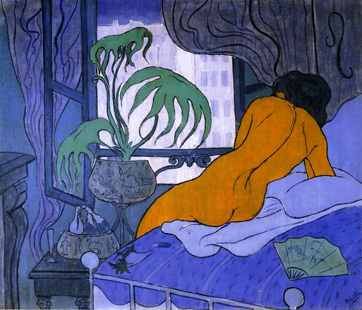 The Athenaeum - The Blue Room (Paul Ranson - No dates listed)