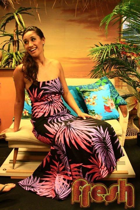 Maria Tutaia looking stunning on Fresh