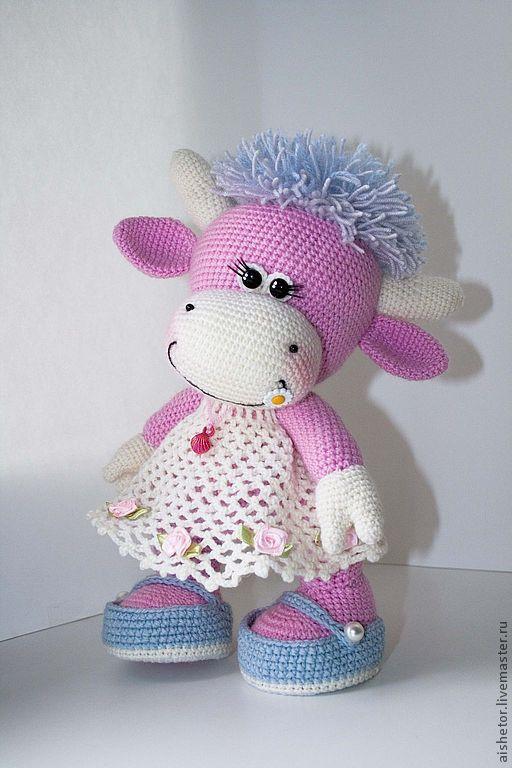 Купить Коровка Чмоки-Чмоки - коровка Чмоки-Чмоки, подарки для женщин, подарки на день рождения