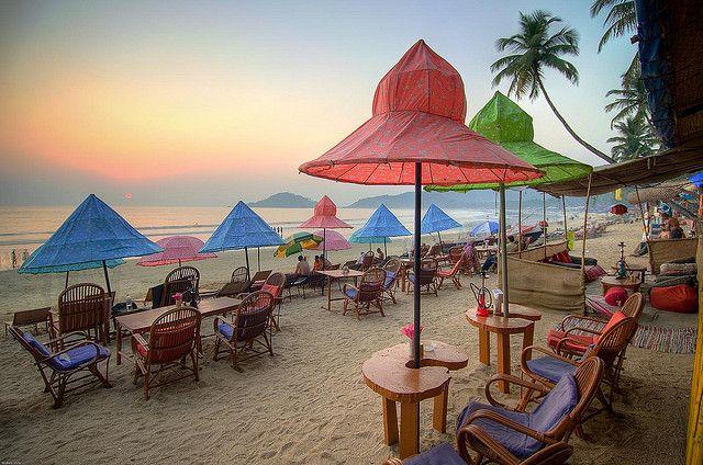 Goa holiday beaches