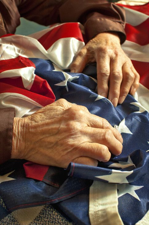 The worn hands of freedom...God Bless our Veterans 11/11/15