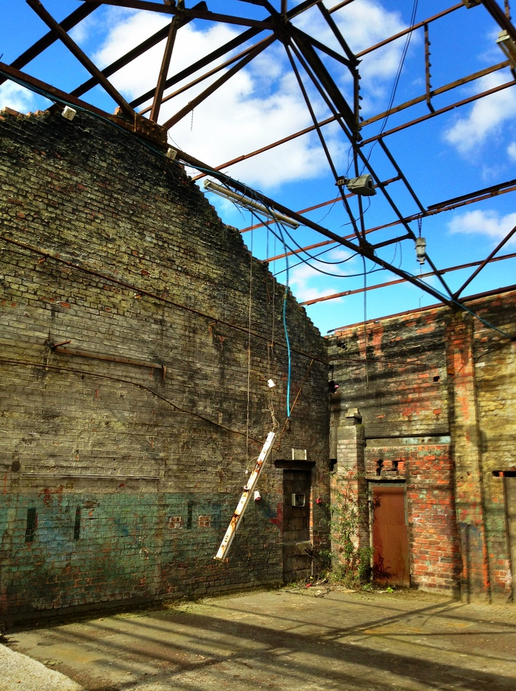 The old Metal Works Building on Jersey Street Ancoats, Manchester, UK Photographer - Mark Croasdale