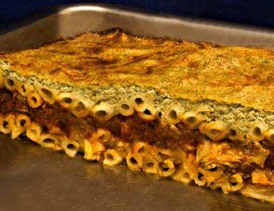 Better than Lasagna Pastitsio