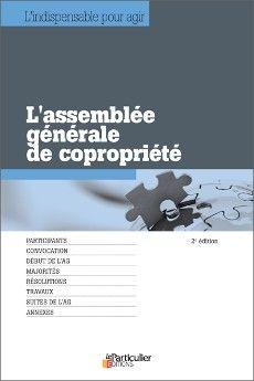 L'assemblée générale de copropriété (2e éd.)