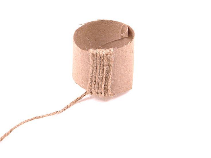craft ideas for wedding napkin rings