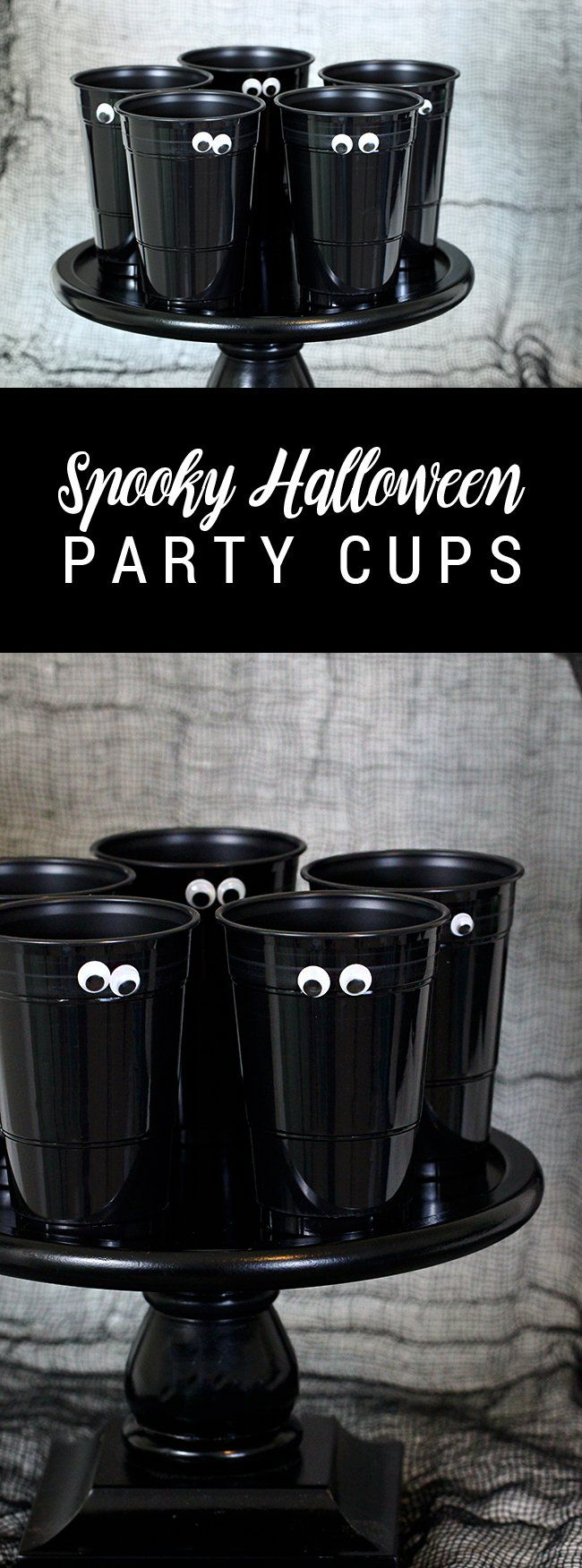 15 fantastische DIY Halloween Party Dekor Ideen für Last-Minute-Inspiration
