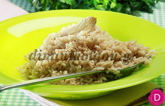 Καστανό ρύζι   Dina Nikolaou