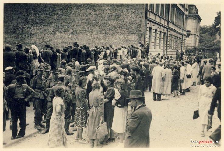 Zdjęcia niezidentyfikowane, Lwów - 1939 rok, stare zdjęcia