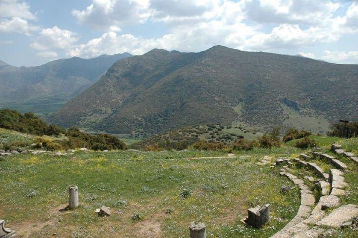 Orchomenos, Arkadia, Peloponnese, Greece