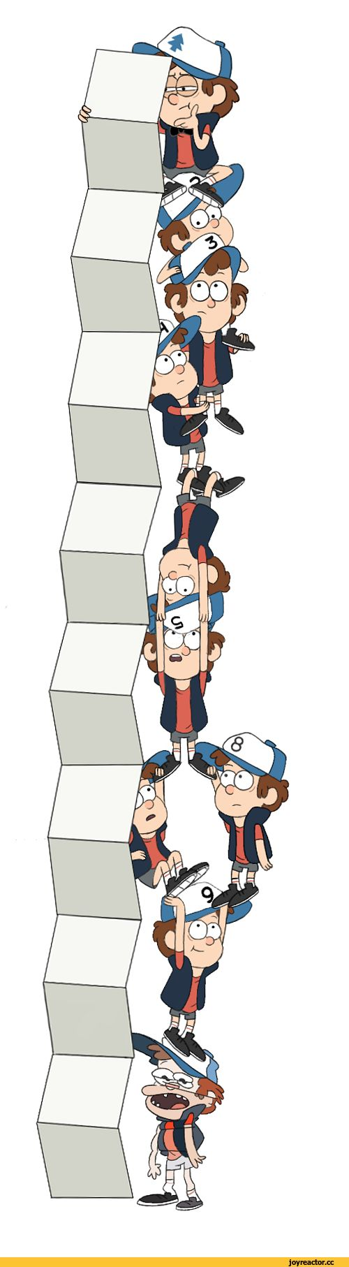 Gravity Falls,Dipper Pines