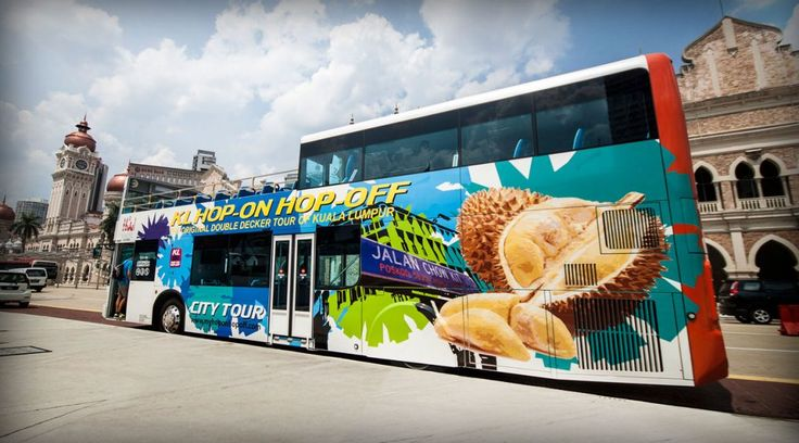Hop-On Hop-Off double decker city tour bus – Standard 24HRS + Kuala Lumpur Half Day FARM IN THE CITY GL | Sasuman's Travel and Tours