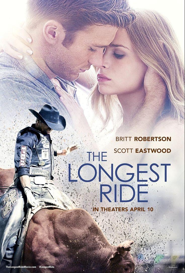 The Longest Ride (2015) 愛情沒有終點 ★★★ 2015