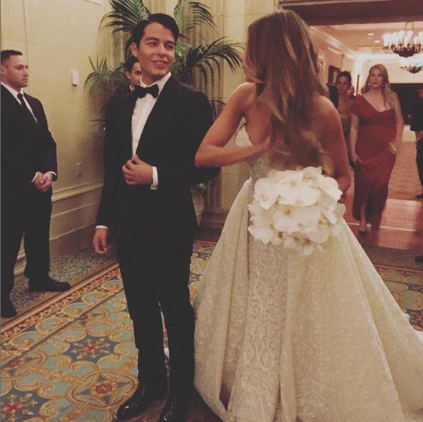 Sofia Vergara and Joe Manganiello: See all the best photos from their wedding day