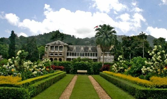 The Royal Botanical Gardens are located off the Queens Park Savannah in Port of Spain and were founded in 1818. As one of the oldest Botanical Gardens in the world it's home to over 700 different tree and plant varieties.