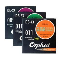 Orphee Professional DE Series Electric Guitar Strings Nickel Alloy