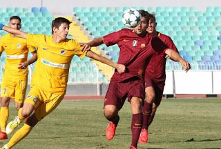 APOELGROUP.COM: Ανώτεροι οι Ρωμαίοι, 0-3 τον ΑΠΟΕΛ U19