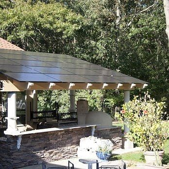 Another great design! AGAIN!  If you are thinking about doing a patio please please please. Let me show how to incorporate solar with so you can take advantage of the tax incentives!! #integratedsolarsolutions #isolarutah #solar #cleanenergy #gogreen #gosolar #saltlakecity #provo #ogden #parkcity #draper #lehi #alpine #heber #herriman #southjordan #murray #southjordan #layton #bountiful #saratogasprings #eaglemountain