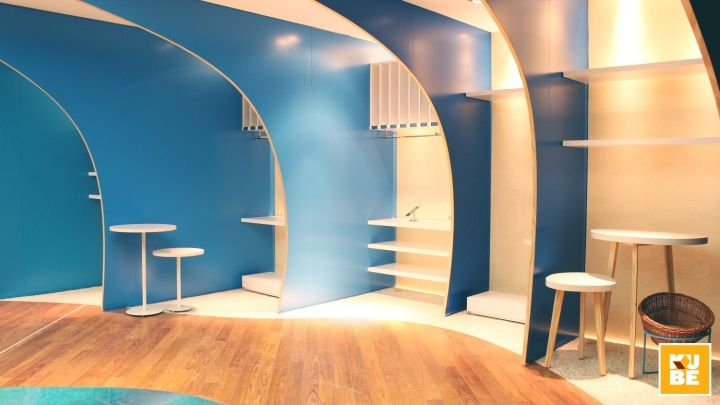 Loja do AquaRio gift shop by Kube Arquitetura, Rio de Janeiro – Brazil » Retail Design Blog