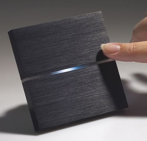 Touch Sensitive Switches by Basalte