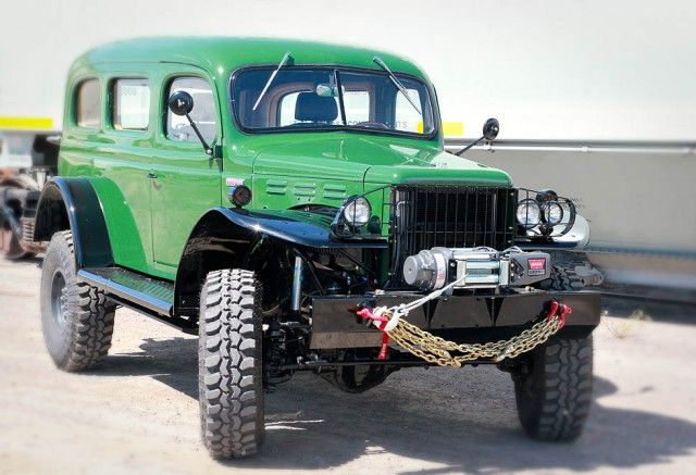 Legacy Power Wagon - Dodge Carryall