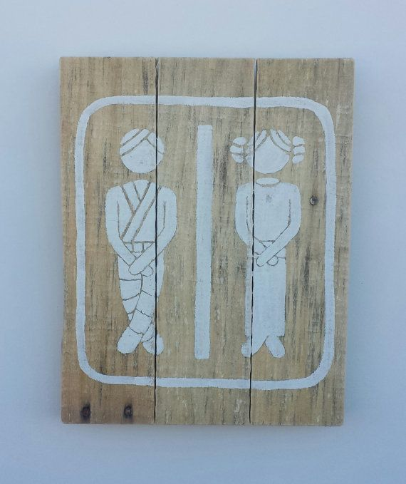 Pinterestteki Den Fazla En Iyi Restroom Signs Fikri - Ladies and gents bathroom signs for bathroom decor ideas