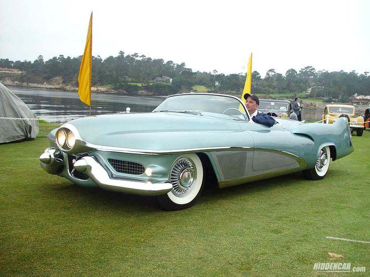 '51 Buick LeSabre Concept Car, I want this car!!!!!!
