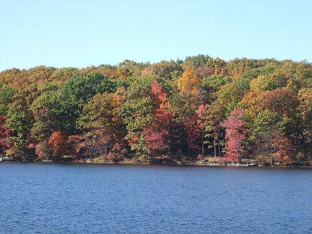 3 Places to See the Pocono Mountains Fall Foliage | Ledges Hotel | Pocono Mountains, PA