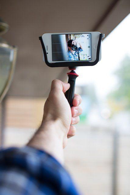 SlingShot Smartphone Video Stabilizer