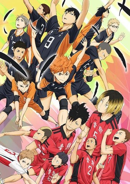 Haikyu!! Movie 1 : Owari to Hajimari